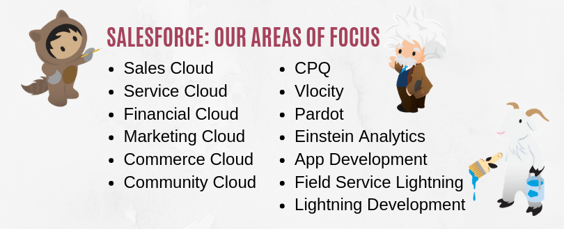 Salesforce Focus Areas (1)
